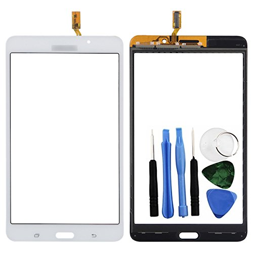 4 Galaxy Tab Ersatz-bildschirm 7 (BisLinks® Ersatz Berühren Bildschirm Glas Digitizer Galaxy Tab 4 7