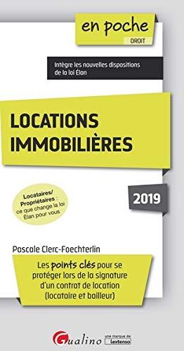 Locations immobilières par Pascale Clerc-Foechterlin