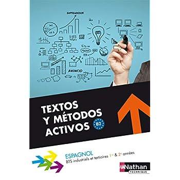 Textos y Métodos Activos - BTS 1re et 2e années