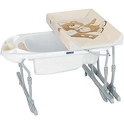 Cam C518/219 Multicolor bañera para bebés - bañeras para bebés (Multicolor, 15 kg, 780 mm, 675 mm, 8,2 kg, 1 pieza(s))