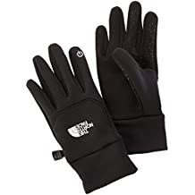 The North Face W Etip Glove - Guantes para mujer, color negro, talla S