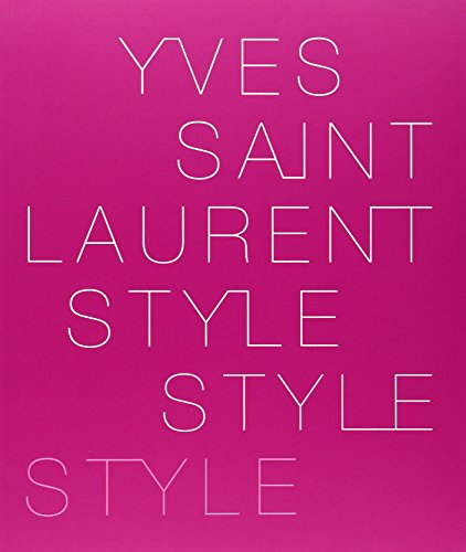 Yves Saint Laurent: Style (All Saints Kostüm)