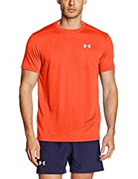 Under Armour Running Streaker pour homme manches courtes T