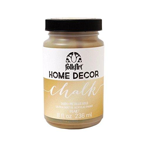 FolkArt Home Decor Kreide Möbel & Craft Paint in verschiedene Farben gold