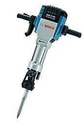 Bosch Professional GSH 27 VC, 2.000 W Nennaufnahmeleistung, 62 J Schlagenergie, max., 1.000 min-1 Schlagzahl bei Nenndrehzahl