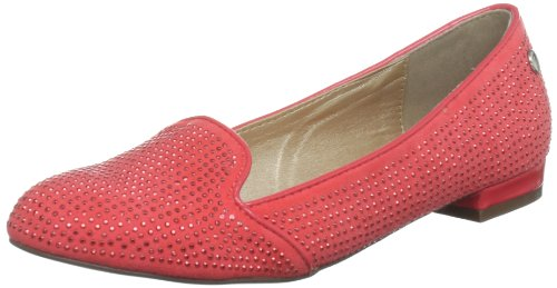 Blink BL 363-201E33 601201-E33, Mocassini donna, Rosso (Rot (bright red 33)), 37