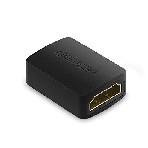 UGREEN Adapter HDMI weiblich auf weiblich Anschluss HDMI Verlängerung HDMI Verlängerungskabel...