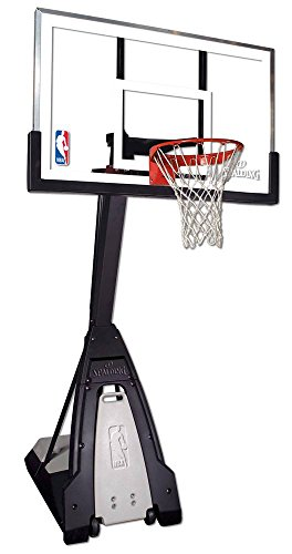 Spalding® Basketballanlage NBA Beast Portable
