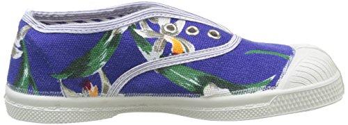 Bensimon Elly Orchid, Baskets Basses Mixte Enfant Bleu (532 Bleu)