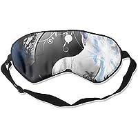 Eye Mask Eyeshade Yin Yang Design Sleep Mask Blindfold Eyepatch Adjustable Head Strap preisvergleich bei billige-tabletten.eu