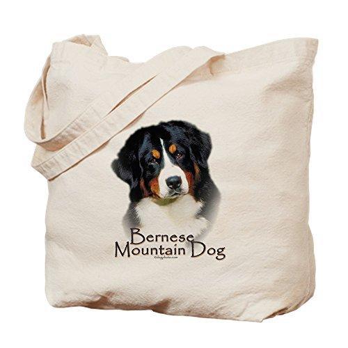 CafePress–Berner Sennenhund–Leinwand Natur Tasche, Reinigungstuch Einkaufstasche Tote S khaki