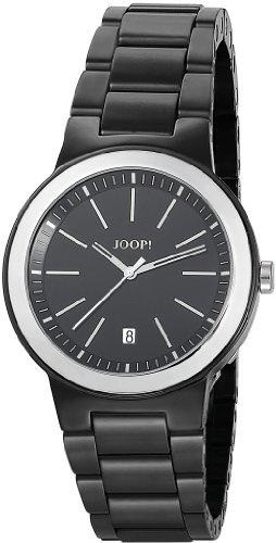 Joop Herren-Armbanduhr XL Sensation Gents Analog Quarz Keramik JP100891F02