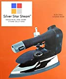 SILVER STAR STEAM 1000W 220V Electric Steam Iron ES-3 with 4.0 L Movable