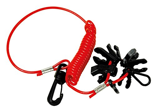 Prowake Sicherungsschlüssel für Außenborder inkl. Leine -