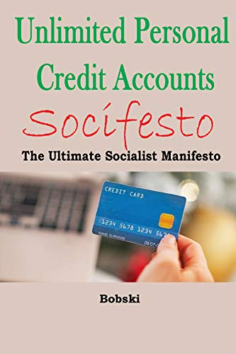 Socifesto: The Ultimate Socialist Manifesto - Booklet (Unlimited ...