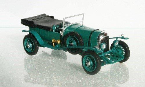 Bentley 3 Litre, grün, RHD, 1924, Modellauto, Fertigmodell, WhiteBox 1:43 3 Liter Modell