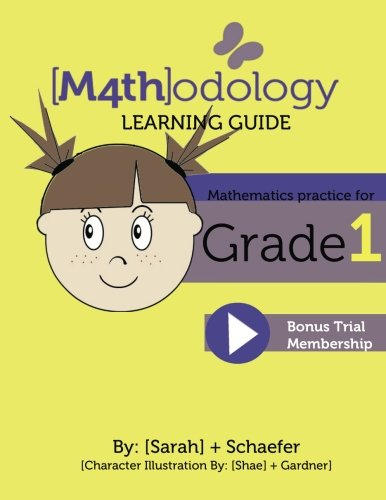 [M4th] odology Learning Guide Mathematics Practice for Grade 1