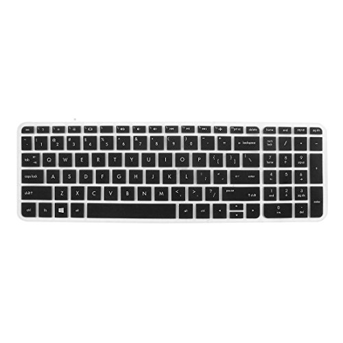 sourcingmapr-keyboard-protector-skin-film-cover-black-for-hp-pavilion-15-laptop