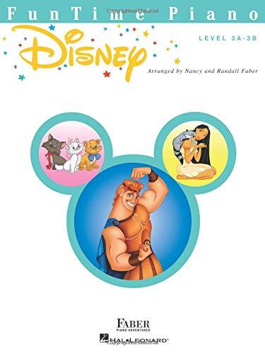 Funtime Piano Disney: Level 3a-3b (Disney Piano Songbook)