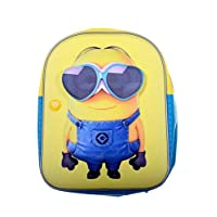 31692 Minions Cool Summer Backpack With Sound
