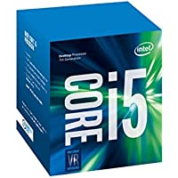 "Intel BX80677I57400 Quad-Core ""Kaby Lake"" Prozessor (Basistakt 3.00GHz, Turbotakt 3.50GHz) grau"