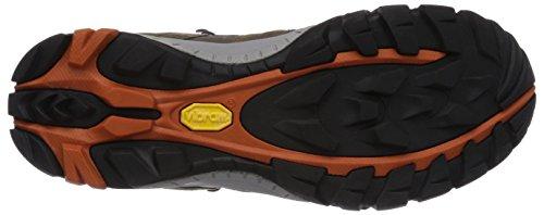 Jack Wolfskin Volcano Mid Texapore Men, Chaussures de randonnée montantes homme Beige