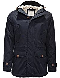 Selected Herren Winterjacke Parka Mantel