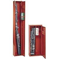 Sanitätsschrank Erste-Hilfe Stahl-Schrank für Krankentrage, DIN 13024-N, orange, 200x30x20cm preisvergleich bei billige-tabletten.eu