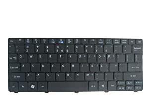 LotFancy Black keyboard for Acer Aspire One 521 522 533 D255 D255E D257 D260 D270 NAV70 PAV01 PAV70 ZH9 AO521 AO522 AO533 AOD255 AOD255E AOD257 AOD260 AOD270 Series Part Numbers KB.I100A.086 PK130D32A00 MP-09H23U4-6984 PK130D34A00 ... Laptop Notebook US Layout