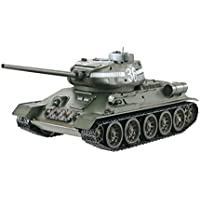 RC Panzer Battle Set 1:30 M26 Pershing M4A3 Sherman Infrarot Kampfsystem 2,4G