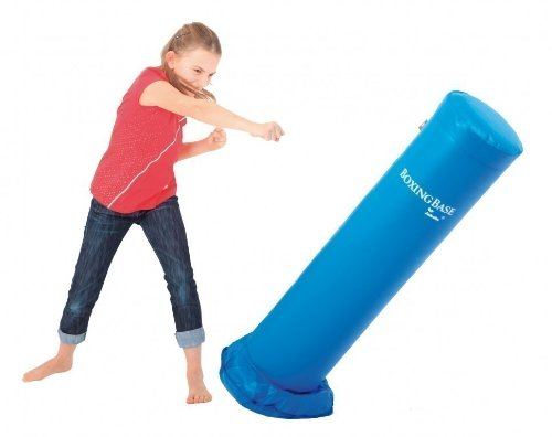 Boxing Base - ein neuer, stabiler Boxsack / Standboxsack extra nur für Kinder! Image
