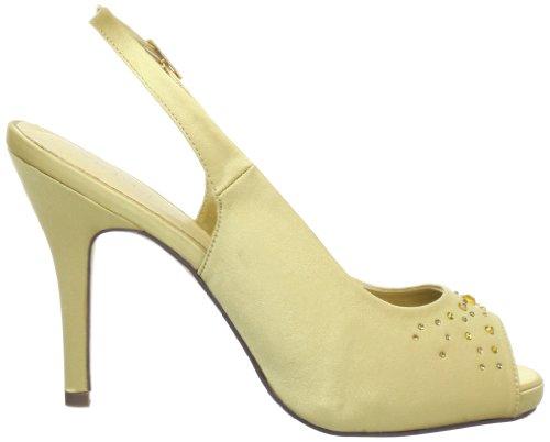 Paco 5382, Sandales femme Beige (Champagne 45)