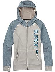 Burton Damen Quartz Full-Zip Hoodie