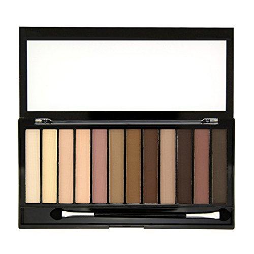 Makeup Revolution - Palette Redemption - Mats Essentiels 2