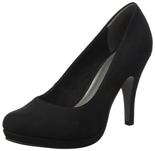 Tamaris Damen 22407 Pumps, Schwarz (Black), 38 EU