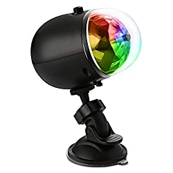 360 degree disco light