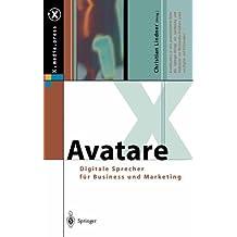 Avatare: Digitale Sprecher für Business und Marketing (X.media.press)