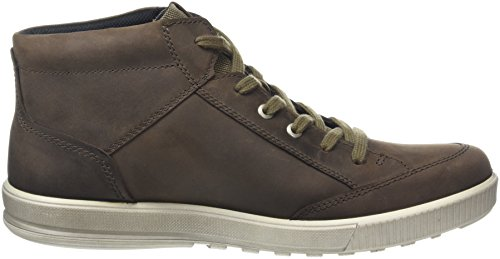 Ecco Ennio, Baskets Basses Homme Marron (COFFEE/COFFEE51869)