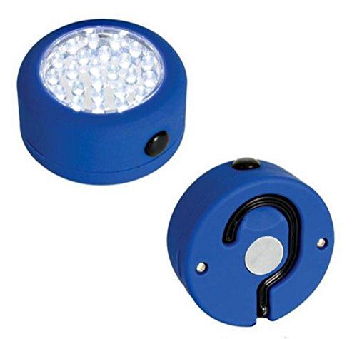 1 24 LED lámpara colgante MAGNÉTICA lámpara DIY