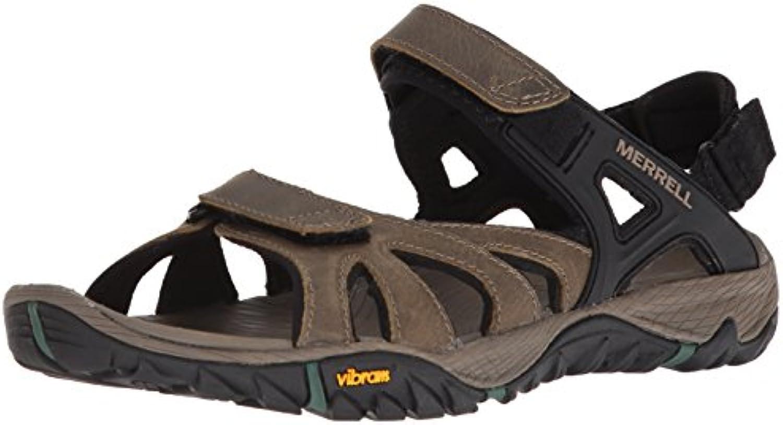 Merrell All out Blaze Sieve Convertible Sandalia IA para Caminar - SS18-46