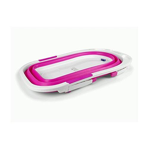 d8f9b0e71 Bañera Bebé Plegable Rosa - Bañeras para bebés y bañeras de viaje ...