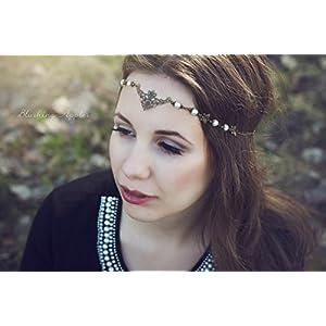 Haarband, Tiara, Stirnband – Lunara