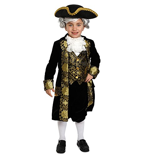 Dress Up America George Washington Kostüm historischen Washington Outfit für Kinder