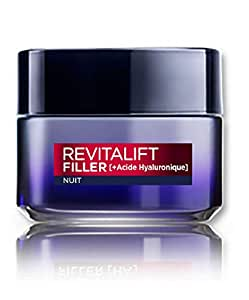 L'Oréal Paris Revitalift Filler Soin Nuit Revolumisant 50 ml