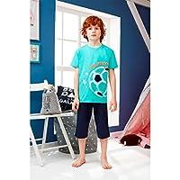 Doni Erkek Çocuk Baskılı Pijama Takımı - 11521