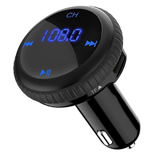 FM-Transmitter für Freisprecheinrichtung Auto-MP3-Player USB-Wireless-Ladegerät FM-Modulators ()