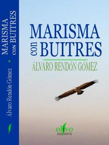 Marisma con buitres por Álvaro Rendón Gómez