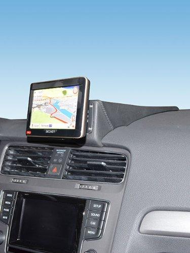 KUDA 5085 Halterung Kunstleder schwarz für VW Golf 7 ab 11/2012