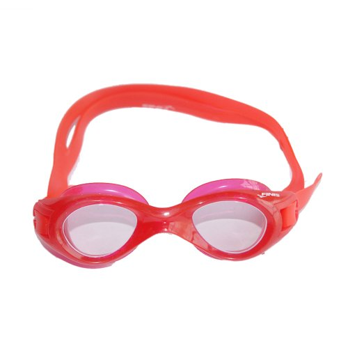 FINIS Kinder Swim Goggles Nitro red, one size