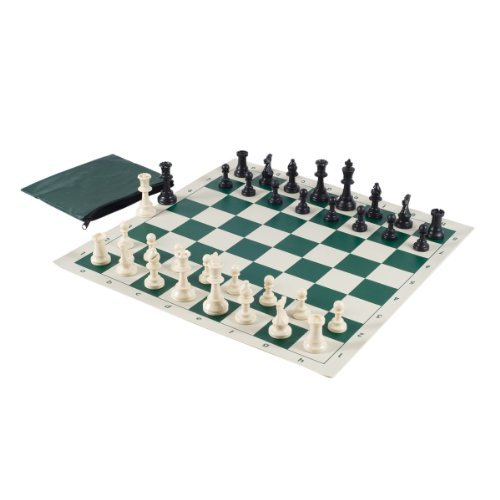wholesale-chess-basic-club-chess-set-combo-forest-green